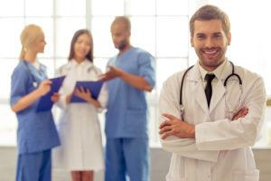 Group of Mental Health Doctors