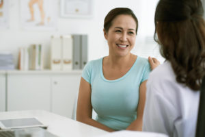 Mental Health Doctor Counseling Patient