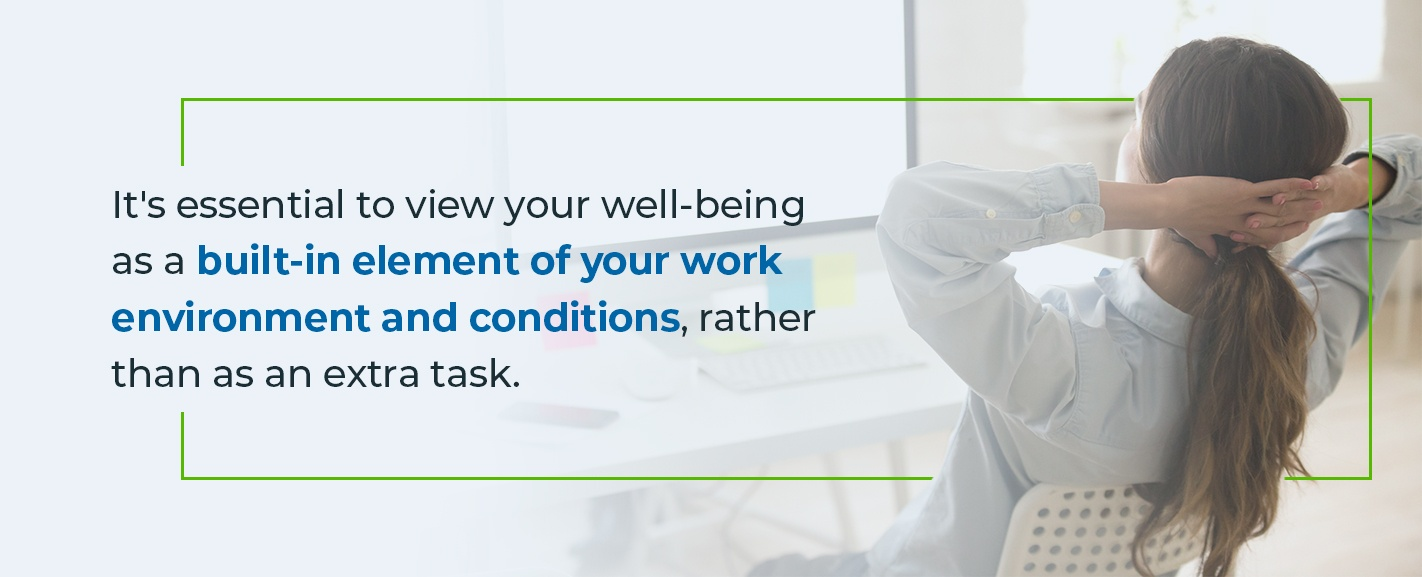 Creating the Right Conditions for Workplace Anxiety