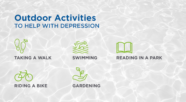 Outdoor Activities for People with Depression