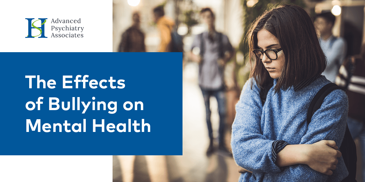 The Effects of Bullying on Mental Health