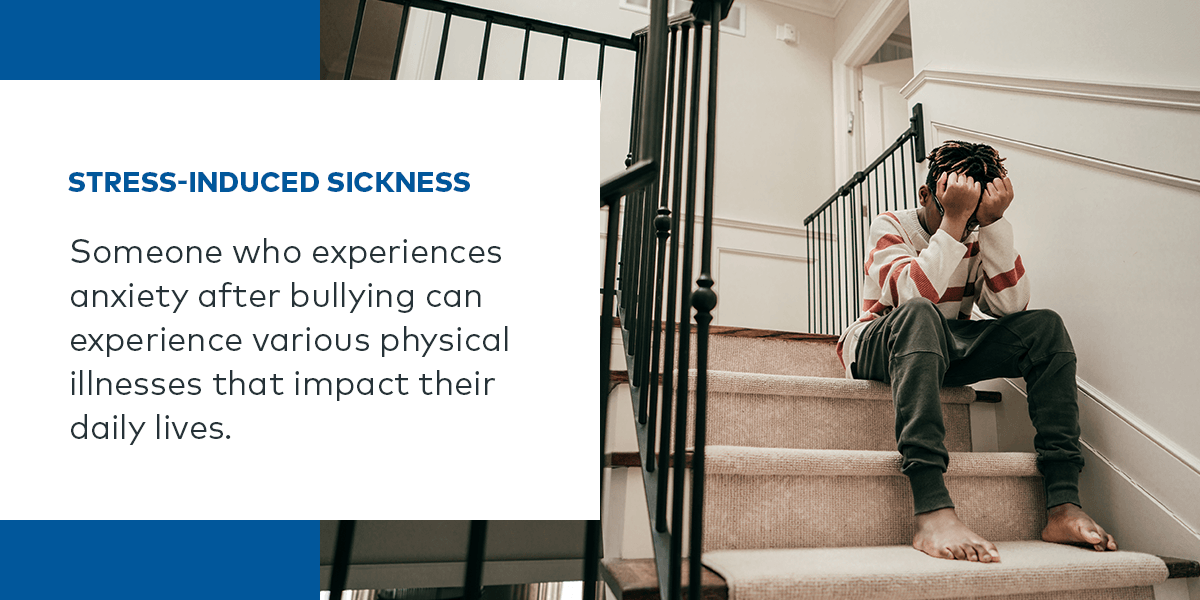 Long-Term Effects of Bullying on Health