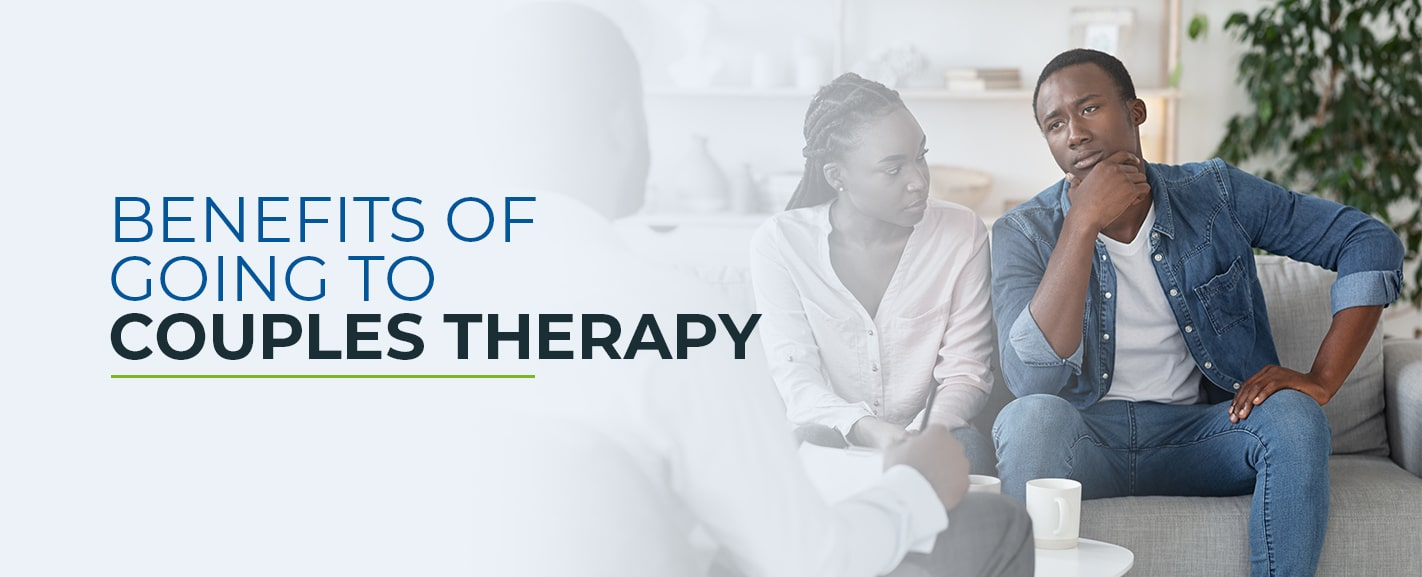Benefits of Going to Couples Therapy